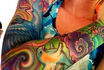 Color tattoo and ideas / by Melinda Brown