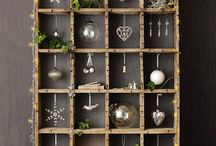 Christmas Ornaments and Decorations / by Ann Jensen