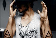 Fav Tattoo / by PEAKAFELLER .