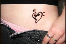 Tattoos / by Nicole Guzman