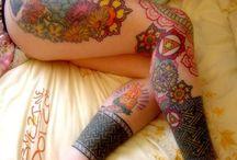 tattoo ideas / by Stephanie Cummings