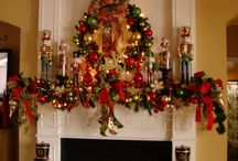 Home for the holidays / by Cyndi Bagley
