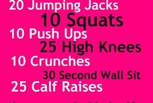 Workout! / by Ashley Silfies