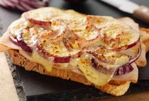 Toastie Toppings / by Genius Gluten Free