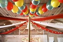 Circus Themed Party / by Mercedes Vancootan
