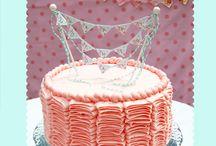 Cakes  / by Olivia Wilson