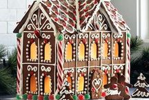Gingerbread houses  and stuff / by Gail Little