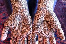 Henna Designs / Eleonor WOODVILLE tarafından