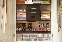 Get Organized / by Sarah Neily