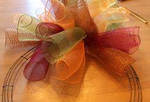 Wreath ideas / by Tempe Morgan