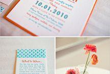 Wedding Invitations / by Morgan Dane