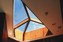 uber cool skylights / by Lyons Roofing
