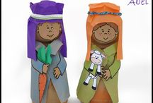 Bible Crafts / These are great resources for Children's Bible Study Class and Sunday or Sabbath school / by Allison Hall