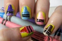 Nail Art & Polish / by Misfit Librarian