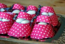 Party Favors Tutorials / How to make party favors for parties, entertaining, birthdays, weddings, baby showers, and bridal showers. / by Laurie Turk TipJunkie.com