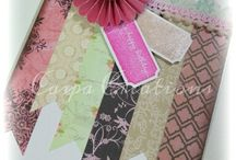 Stampin Up / by Marcia Adle