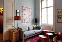 Move Out Apartment / by Kate Erskine
