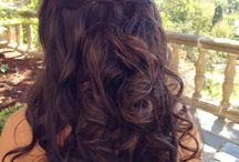 hair / by Brittany Henagan