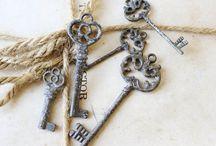 Keys / by Anna Rita Caddeo