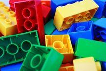 LEGO FEVER! / by April Bateman