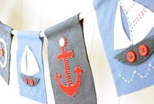 ♥nautical♥ / Collection of all things nautical. / by Catrina Waters