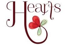 I heart U.... !!!!!  :  o) / by Sharon