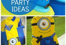 Theme Parties / by Jen Brush
