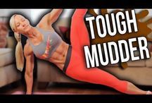 Tough mudder / by Amy Claycomb