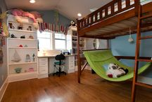 Kids rooms / by Vicki Drysdale-Lalonde