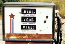 Bikes / by Marci Warren-Elmer