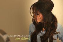 Hair / by Briana Silveira