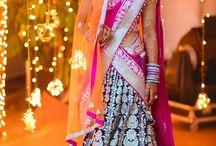 Band, Baaja and the Finicky Bride! ;) / Indian Wedding  / by Aditi Mukerji