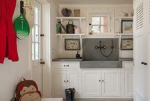 Mudroom / by Chantelle Moran