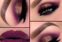 make up  / by Raemia Robinson