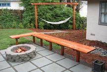 Backyard Makeover Ideas / by Marianne Zacharias