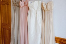bridesmaid dresses / by Maire Stormer
