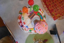 Culinary Creations! / I LOVE Cool Cakes & Cookies! / by Trixielalamo
