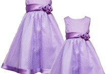 Bridesmaid & Jr Bridesmaid Dresses / by Kasandra Gould
