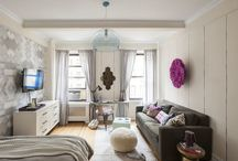 Small space decor / by Lina Barrera
