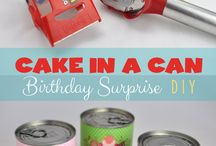 Gifts- Birthday / by Somewhat Simple {Stephanie Dulgarian}