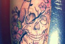 Tattoos I'm in lubberz with / by fiorella montalva