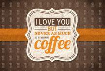 coffee has healing powers / by Jessa Carlson