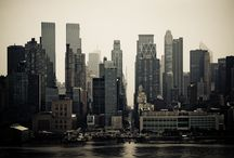 New York City  / by Courtney Burgod