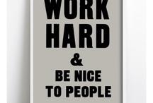 Words Of Wisdom / by Rice University Center for Career Development