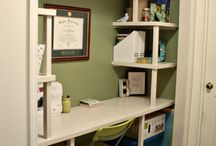 Spare Bedroom Make-Over / by Jenn Withers