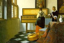 Vermeer / by claire gaudron