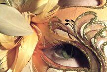 masks / by Angela Ivey