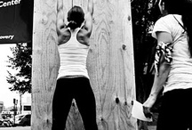 Crossfit exercises and routines / by FitGirlsRock Melissa Shevchenko