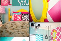 bedroom_designs_for_tori / by Melissa Anglin