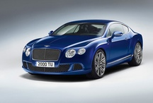 Bentley / by The supercars